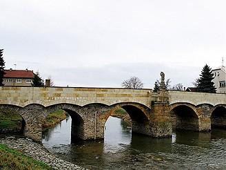 Nejstarší kamenný most na Moravě
